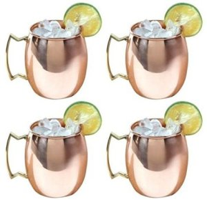 copper mugs moscow mule