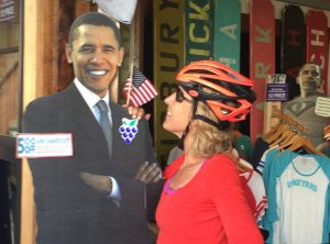 obama and felice