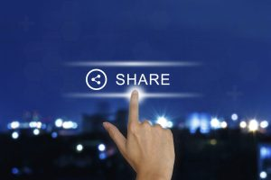 how much to share online