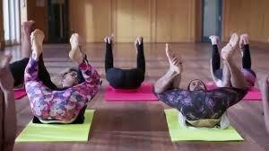 funny yoga
