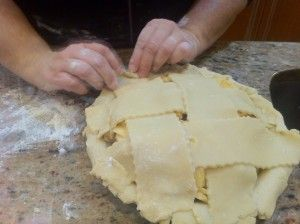 Pie Crust how to