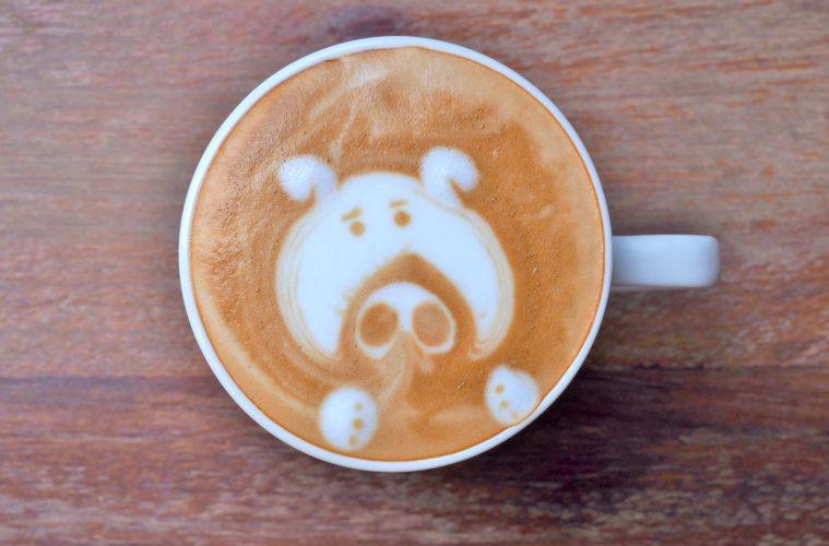 pig latte
