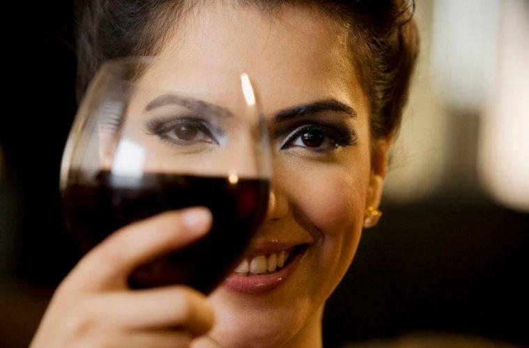 drinking alone