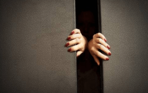 trapped in an elevator nightmare