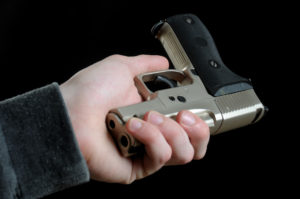 gun, weapon