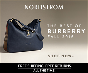 Burberry Handbag: One of the most popular handbags for fall at Nordstrom.