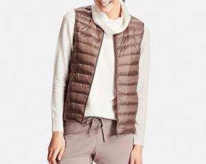 Uniglo Puffer Vest