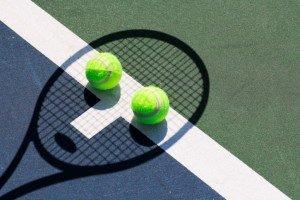 Tennis Face Fun
