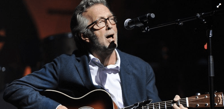 Sex With Eric Clapton