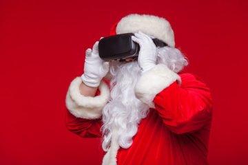 Virtual Reality For Xmas
