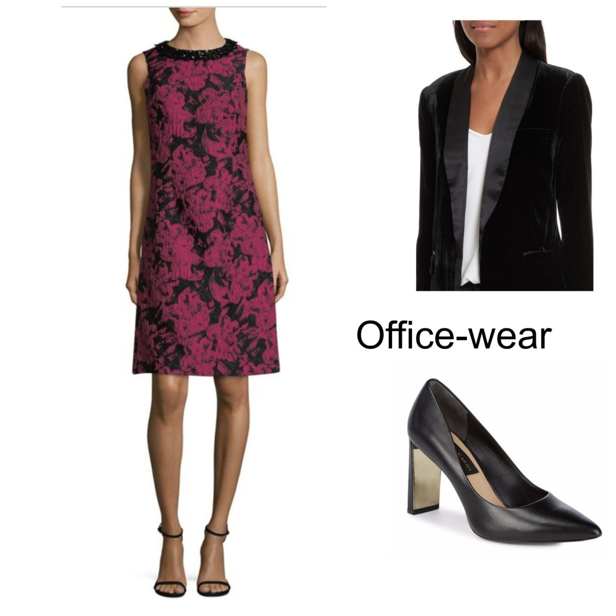Fashion week Wear to what to office party for woman