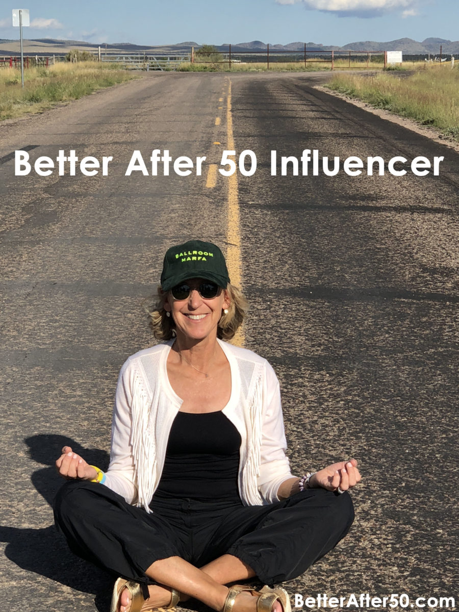 Creative Confidence: Becoming A Key Influencer In The Over 50 Women's Market