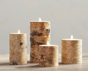 Thats Why The Premium Flicker Flameless Birch Wax Pillar Candle Is The Best Option For All Your Thanksgiving Candle Needs These Flameless Candles Can