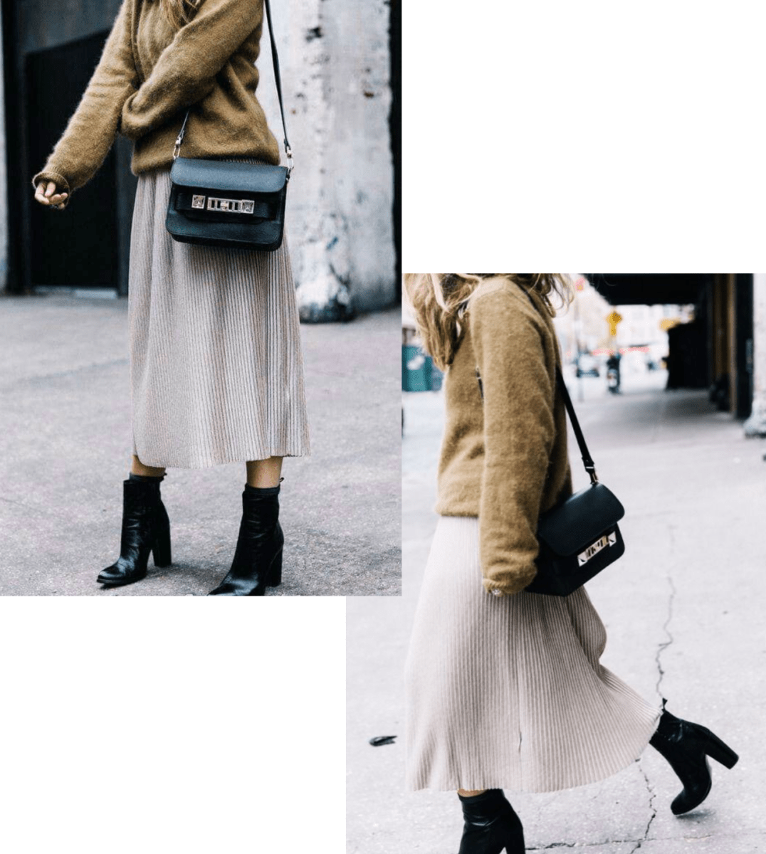 6 Outfit Ideas To Wear With Your Ankle Boots