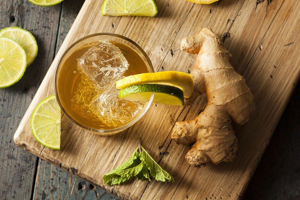 Ginger water recipe