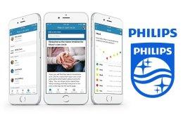 Phillips app on iPhones