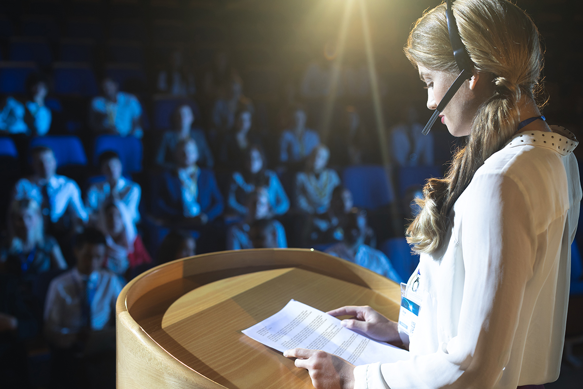 The 7 Elements of Successful Public Speaking
