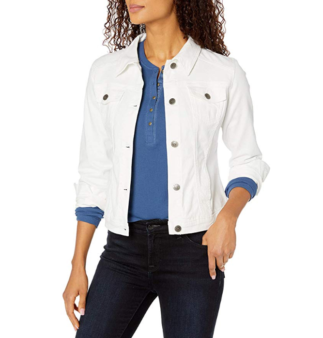 Rider by Lee Denim Stretch Jacket $29.99