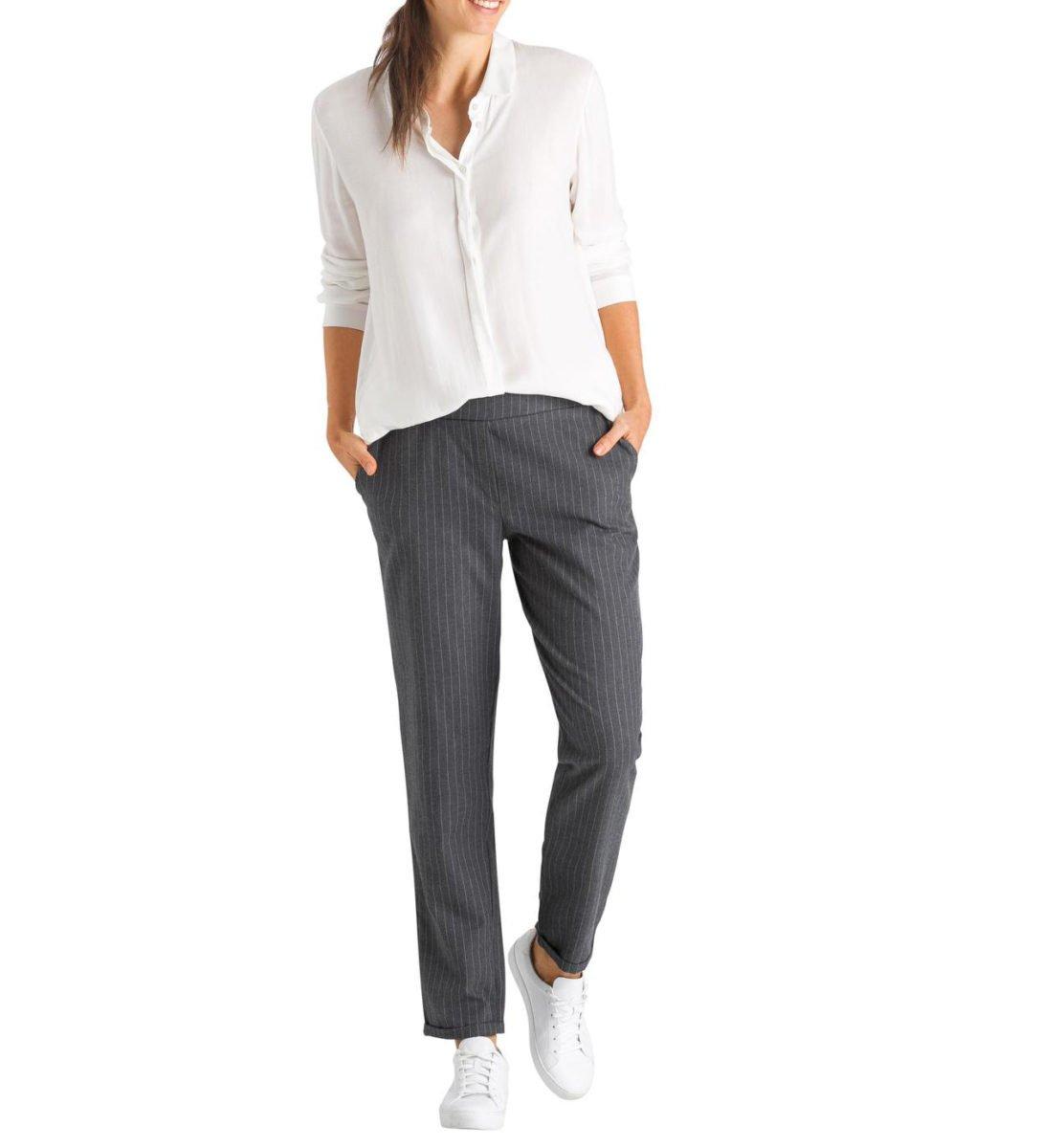 HANRO Urban Casuals Long Sleeve Shirt