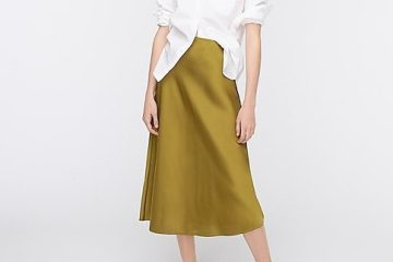 JCrew Slip Skirt $46.80