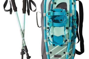 LLBean Snowshoe Package $179