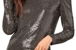 BB Dakota x Steve Madden Sequin Top $51.75