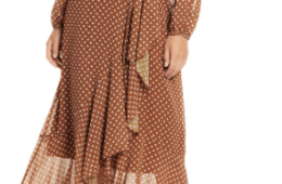Polka Dot Dress $111.90