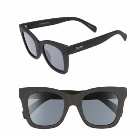 Quay Australia After Hours 50mm Square Sunglasses $55.00