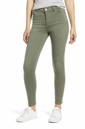 7 For All Mankind High Waist Ankle Skinny Jeans $ 179.00