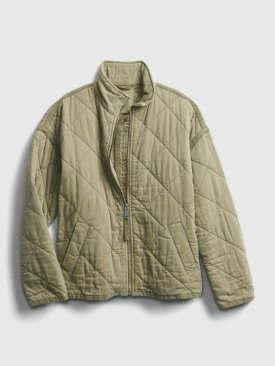 GAP Quilted Jacket $58