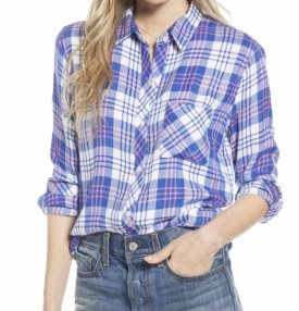 Rails Hunter Plaid Shirt $158.00