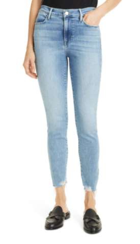 Le High Skinny Ankle Jeans $146.90