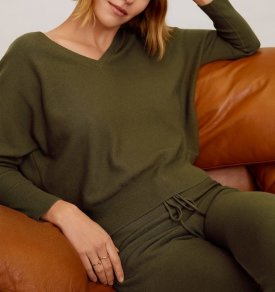 Mango Modal Cotton-Blend Sweater $49.99