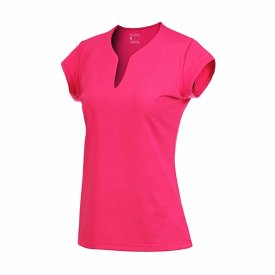 SANERYI Women's V-Neck Pullover Short Sleeve Sports Shirt $29.99