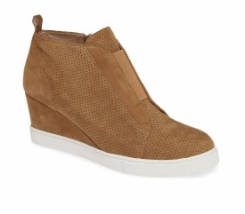 Linea Paolo Felicia Wedge Bootie $119.95