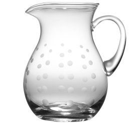 Mikasa Round Pitcher – Cheers Collection