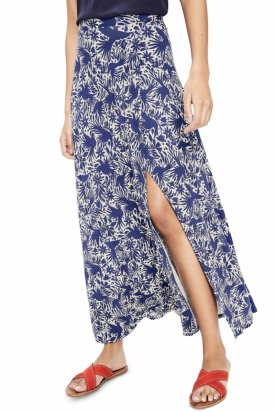 Boden Albany Jersey Maxi Skirt $98.00