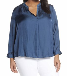 Nic + Zoe Destination Popover Top $148.00