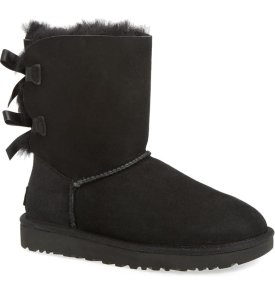 Bailey Bow II Genuine Shearling Boot