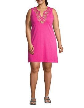 Embroidered Cover-Up $19.97
