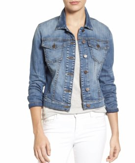 Kurt From The Kluth Helena Denim Jacket $79.00