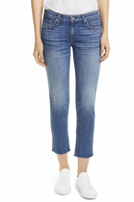 Rag + Bone The Dre Slim Fit Ankle Boyfriend Jeans $149.90