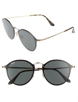 Ray Ban Blaze 59mm Sunglasses