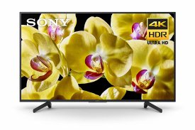 Sony XBR55X800G/A 55 inches 4K Ultra HD Smart Television (2019)