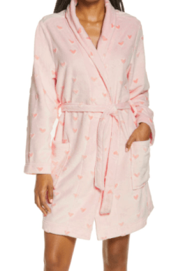 Super Sweet Plush Robe $49