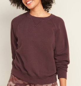 Old Navy Vintage Crew-neck Sweatshirt $28