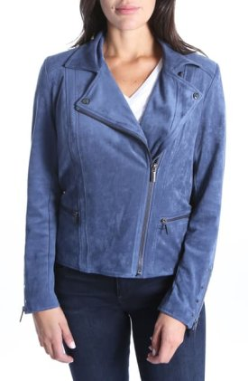 KUT from the Kloth Faux Suede Jacket $32.97
