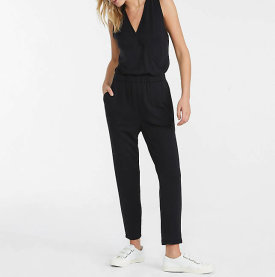 Signaturesoft Plush Crossover Jumpsuit