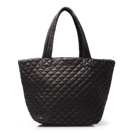 Mz Wallace Medium Metro Tote, Black