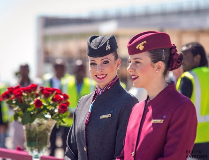 Qatar airways cabin crew recruitment event goa july 2018 better aviation - Qatar airways paris office ...
